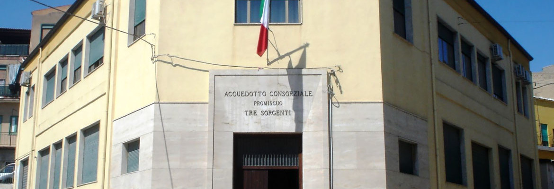 Sede Consorzio Acquedotto Tre Sorgenti